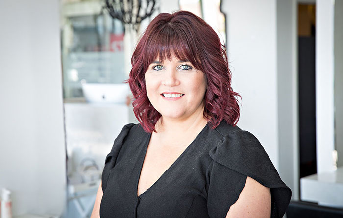 SHANA Our Salon Supervisor  is a passionate colourist and stylist with 20 years of industry technical and retail knowledge. The ultimate queen of wedding and formal up styles.